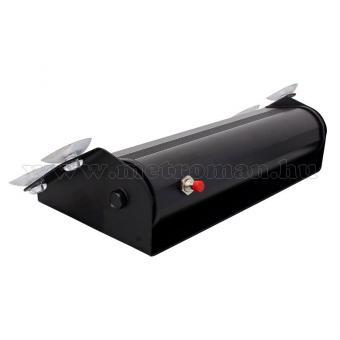 Autós Kék stroboszkóp LED villogó szélvédőre, Mlogic MM-3343BB