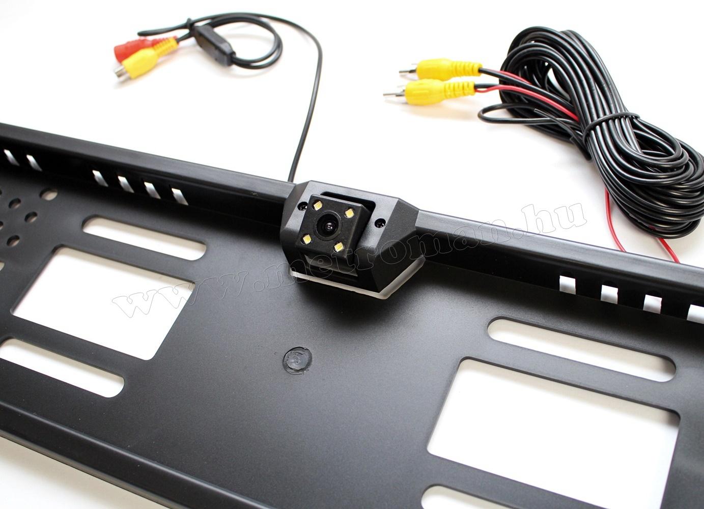 "Tolatókamera szett 5""-os LCD monitorral, CLM-0103-MM3633"