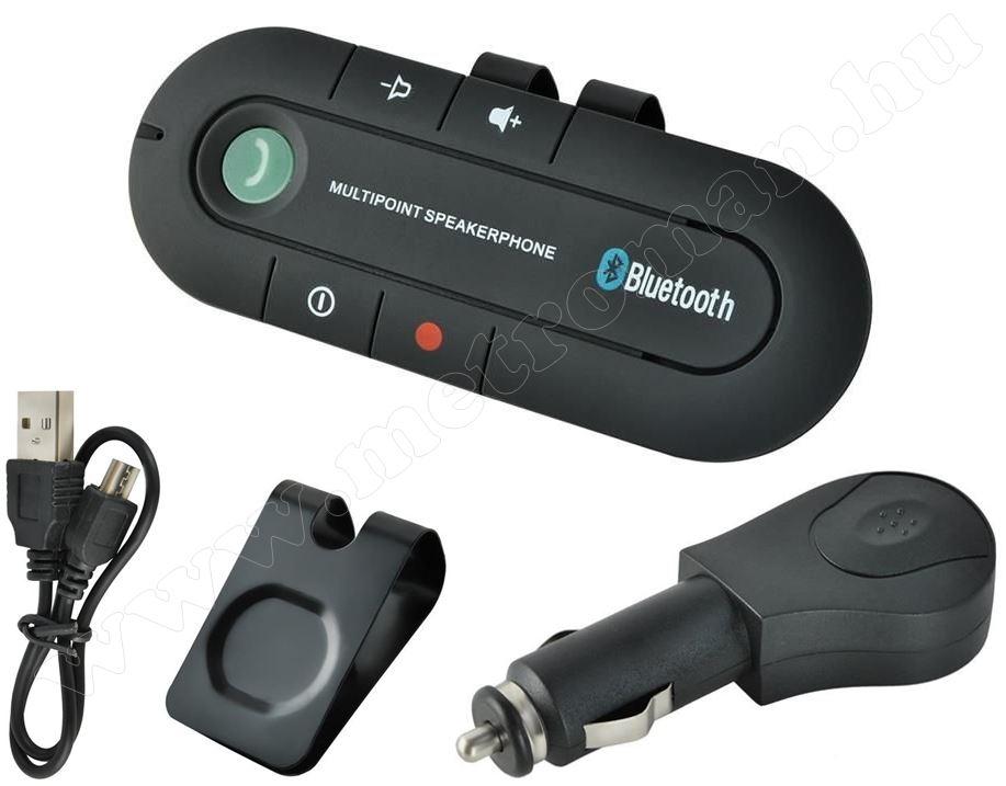 Autós Bluetooth kihangosító MM5824