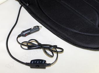 Autós ülésfűtés, fűthető ülésborító MM-96038