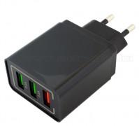 USB töltő hálózati adapter MP37C