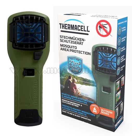 Gázpatronos szúnyogriasztó készülék ThermaCell MR-300G