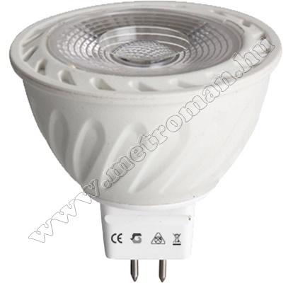 Energiatakarékos LED spot izzó MR16-5W