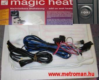Beépíthető ülésfűtés szett, MagicComfort MSH-60