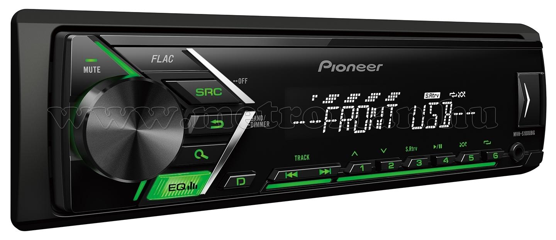 Pioneer MVH-S100UBG autó rádió