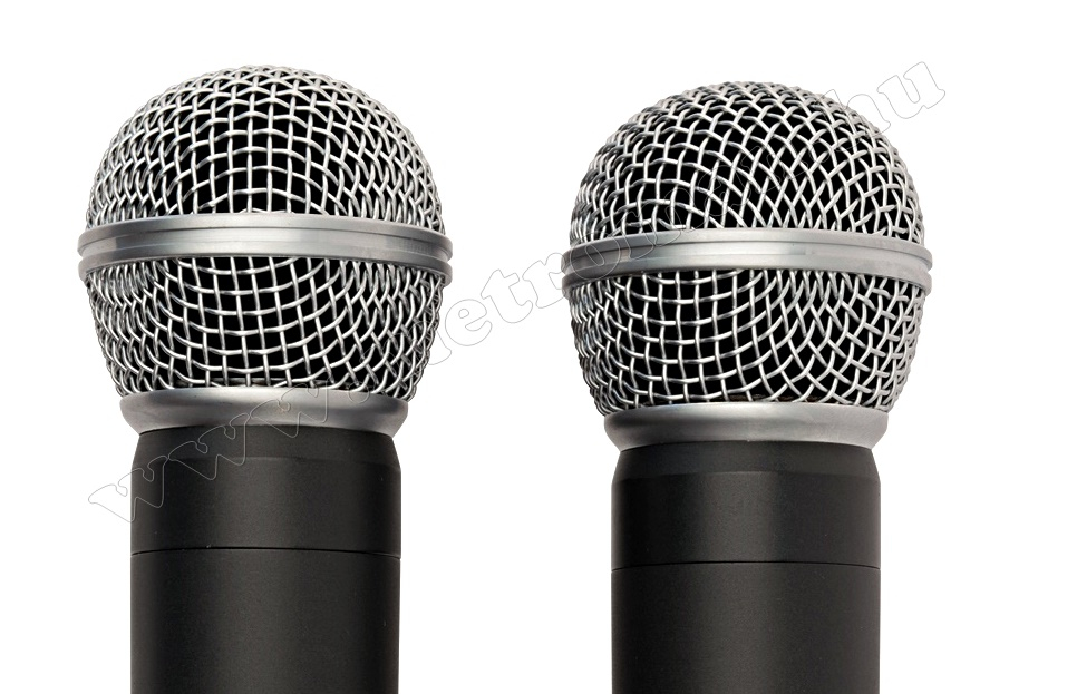 Profi karaoke és hangosító szett vezeték nélküli mikrofonnal, PAX40A+P-MVN900