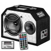 Hordozható USB/SD/MP3 és Bluetooth zene lejátszó MacAudio BT Force 116