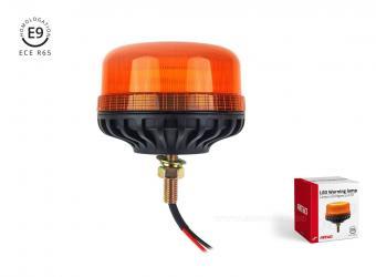 Megkülönböztető jelzés nagyfényerejű narancssárga LED villogó 12-24 V E9 M2294LED