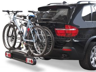 Autós kerékpártartó, kerékpárszállító vonóhorogra, Menabo WINNY 2