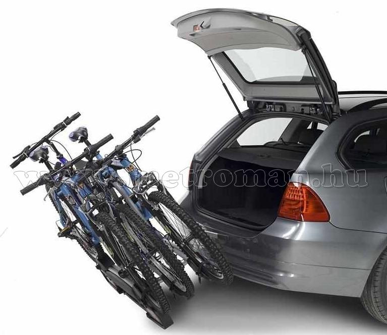 Autós kerékpártartó, kerékpárszállító vonóhorogra, Menabo WINNY 3