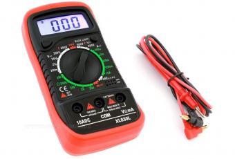 Mérőműszer, digitális multiméter XL830L
