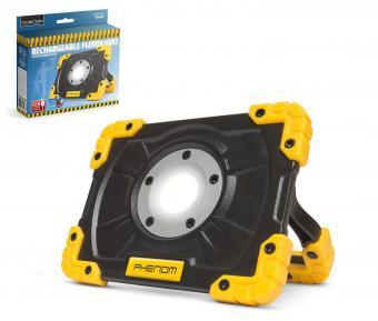 Mini akkumulátoros COB LED reflektor PHENOM 18645