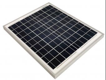 Napelem Poly Solar MP-20W