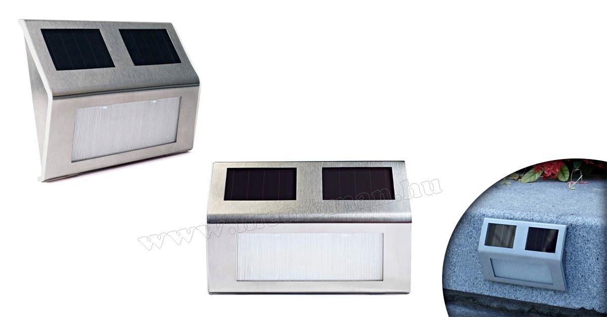 Napelemes kültéri LED lámpa M0342