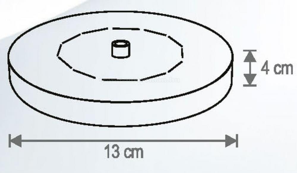 Napelemes kerti szökőkút  SWF01