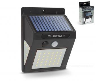 Napelemes mozgásérzékelős LED reflektor 55288