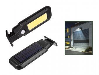 Napelemes udvari kerti LED lámpa mozgásérzékelővel M5747LED
