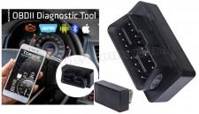 OBD2 bluetooth autó diagnosztikai műszer, hibakód olvasó/törlő  ME200