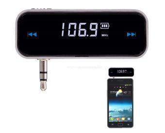 Okostelefon FM transzmitter SA084
