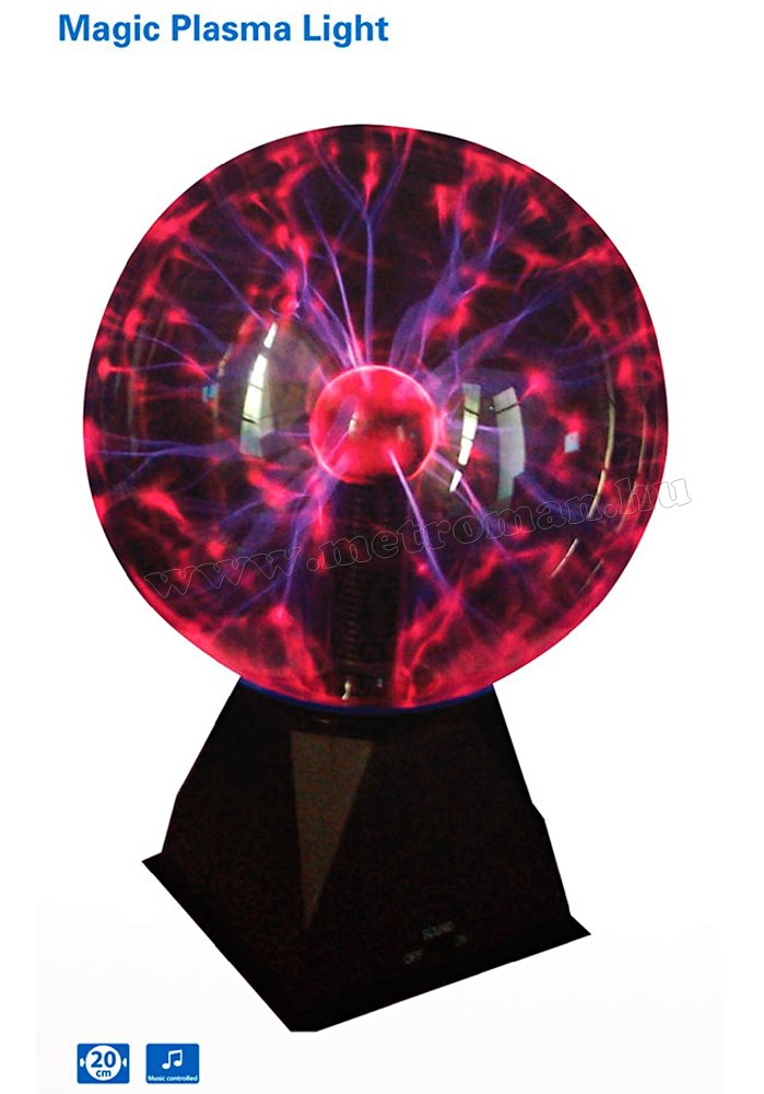 Plazmagömb, VLPLASMABALL10