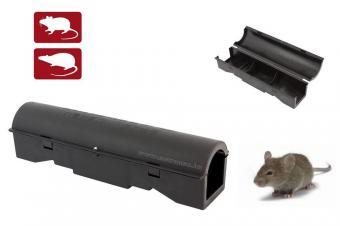 Patkány - egér méreg kihelyező biztonsági doboz MOD10