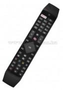 Utángyártott TV távirányító Hitachi  RC49141 Netflix