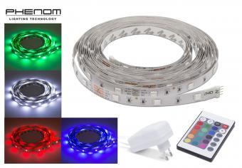 RGB LED szalag 5 m PHENOM M55849
