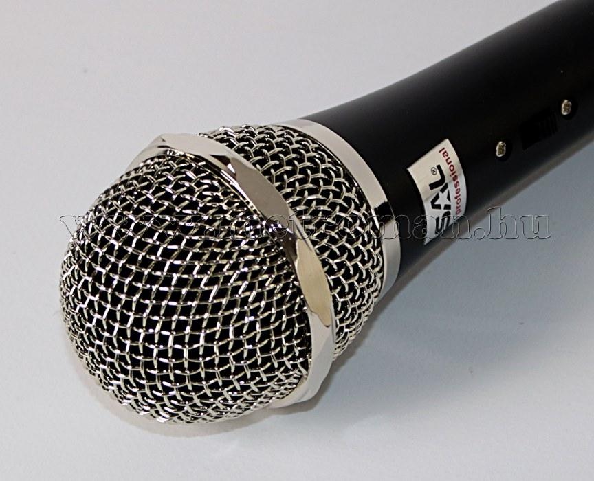 Dinamikus, professzionális mikrofon SAL M71