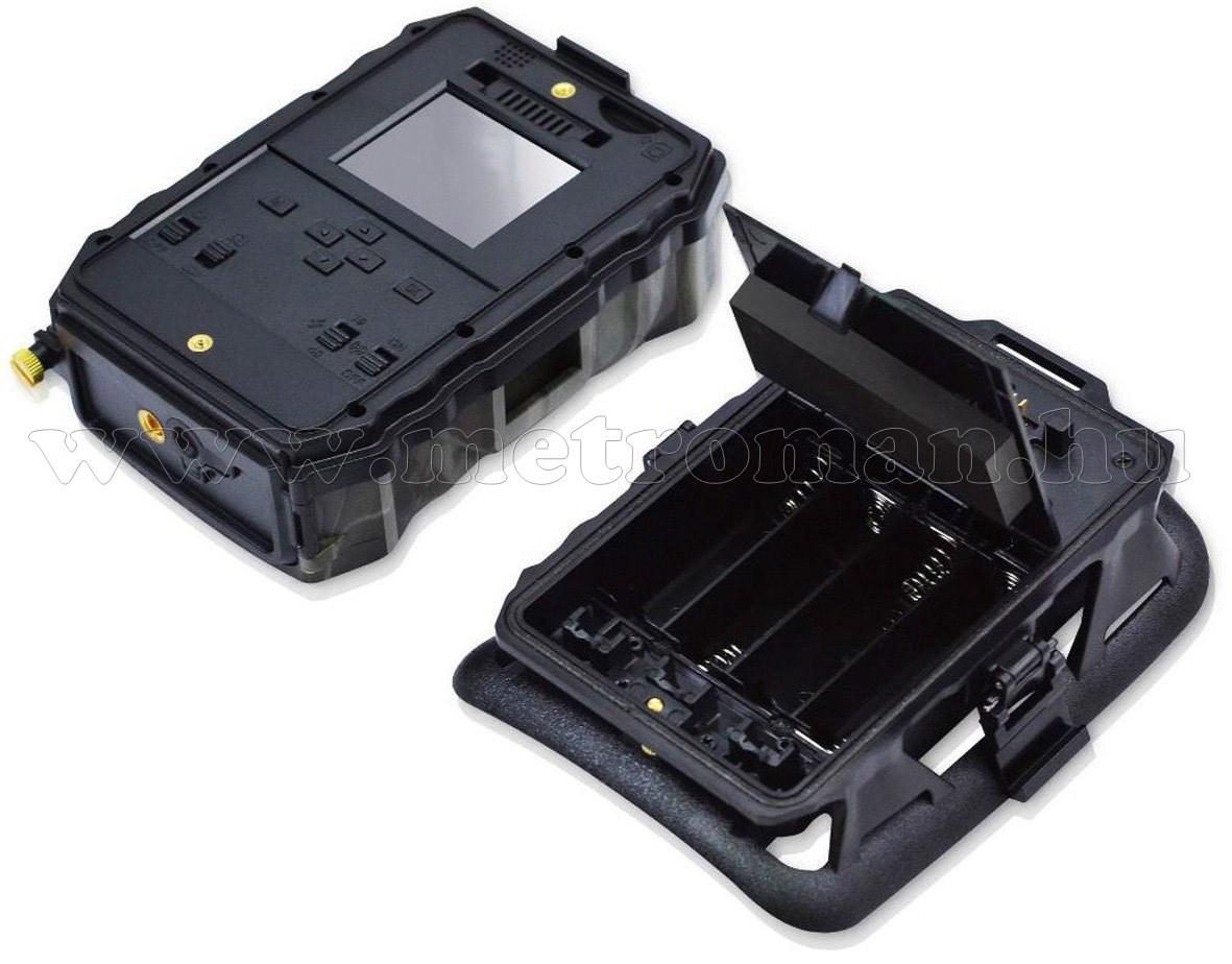 Mobil SD DVR rejtett kamera 3G GSM eléréssel 0567 FHD