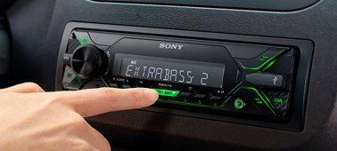 MP3 USB autórádió Sony DSX-A212UI