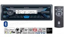 Hajó USB/MP3/Bluetooth rádió, Sony DSX-M55BT