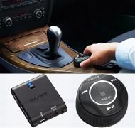 Sony RM-X7BT Autós Bluetooth kihangosító és okostelefon vezérlő