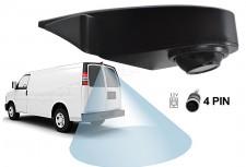 Haszongépjármű, Furgon, kisbusz tolatókamera MM-20814PIN