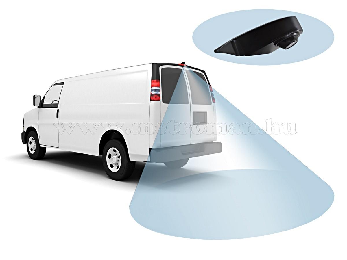 Haszongépjármű, Furgon, kisbusz tolatókamera MM-2081 RCA