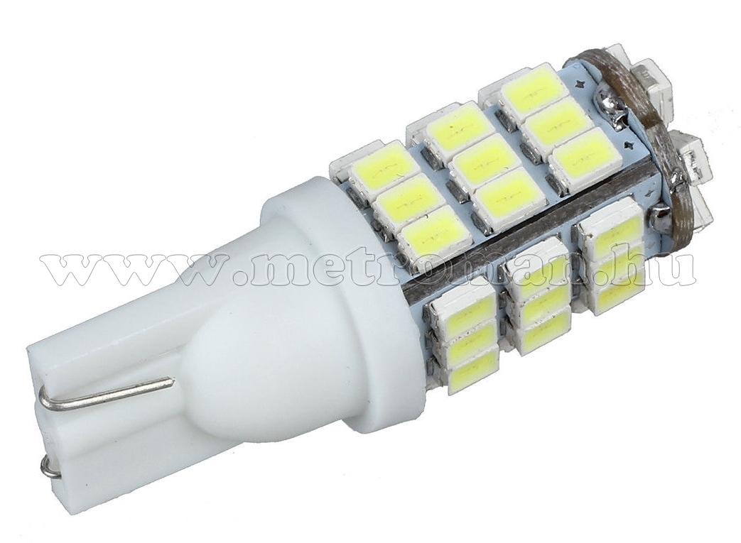 Autós LED izzó 42 db SMD LED-del fehér, T1042SMD1210