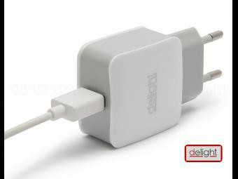 USB töltő hálózati adapter 55045-1WH