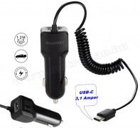 Mobiltelefon autóstöltő USB-C WL3322