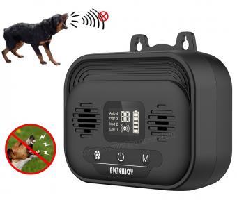 Ultrahangos ugatásgátló, ugatás leszoktató készülék kutyaugatás ellen MM8001-STD