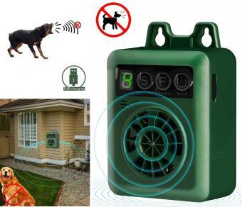 Ultrahangos ugatásgátló, ugatás leszoktató készülék kutyaugatás ellen MM8768-K6