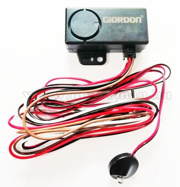 Automatikus sötétedés kapcsoló autó fényszóróhoz, V686LA