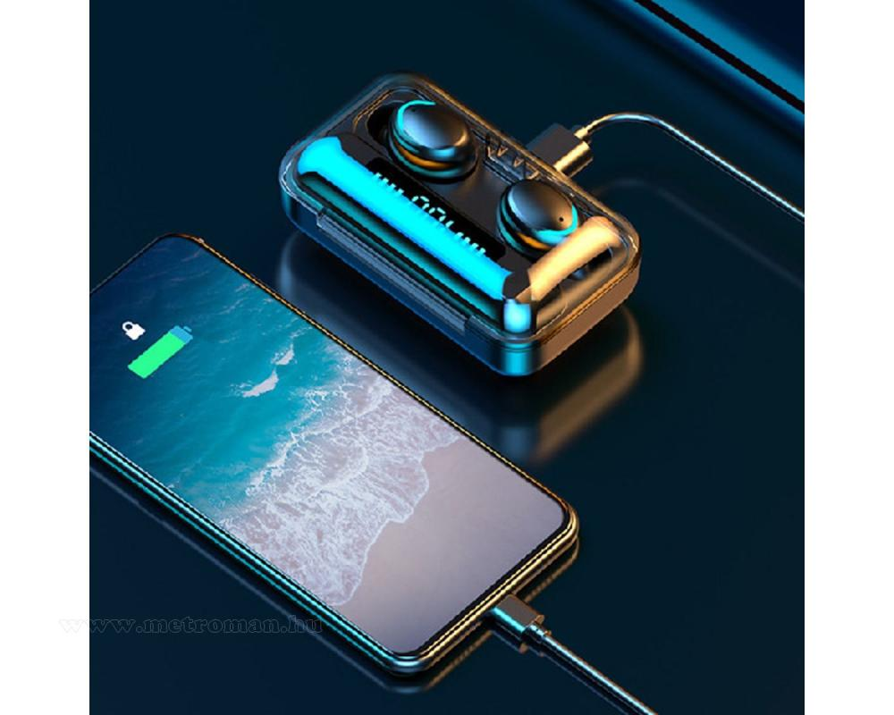 Vezeték nélküli Bluetooth fülhallgató MF9-5-BT