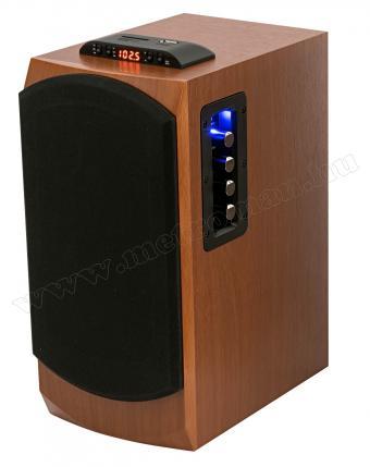 Vezeték nélküli Bluetooth USB/SD MP3 Aktív hangfal SAL 10STUDIO