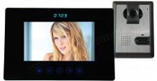 Színes video kaputelefon szett, GE161TS+GED5