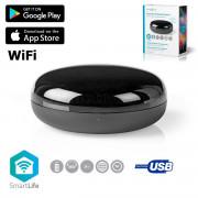 WiFi-s okos univerzális TV és Klíma távirányító WIFIRC10BK