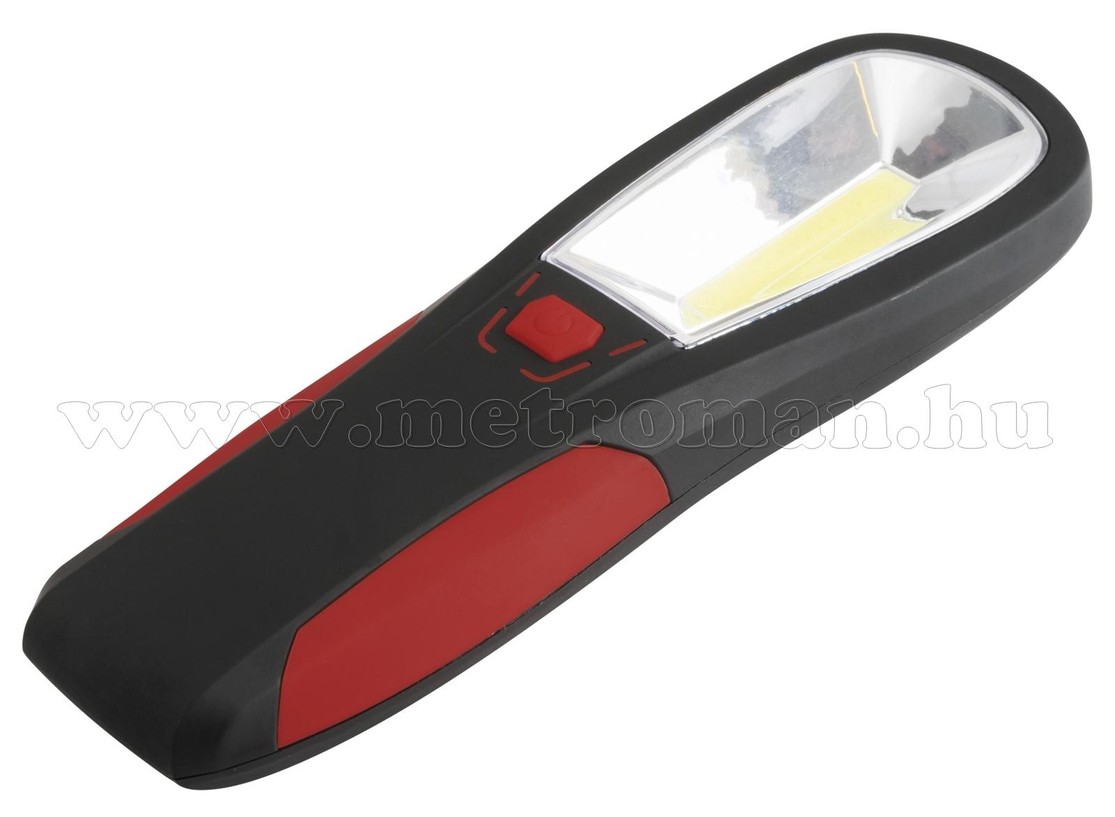 Kézi elemlámpa, COB LED szerelőlámpa WL07