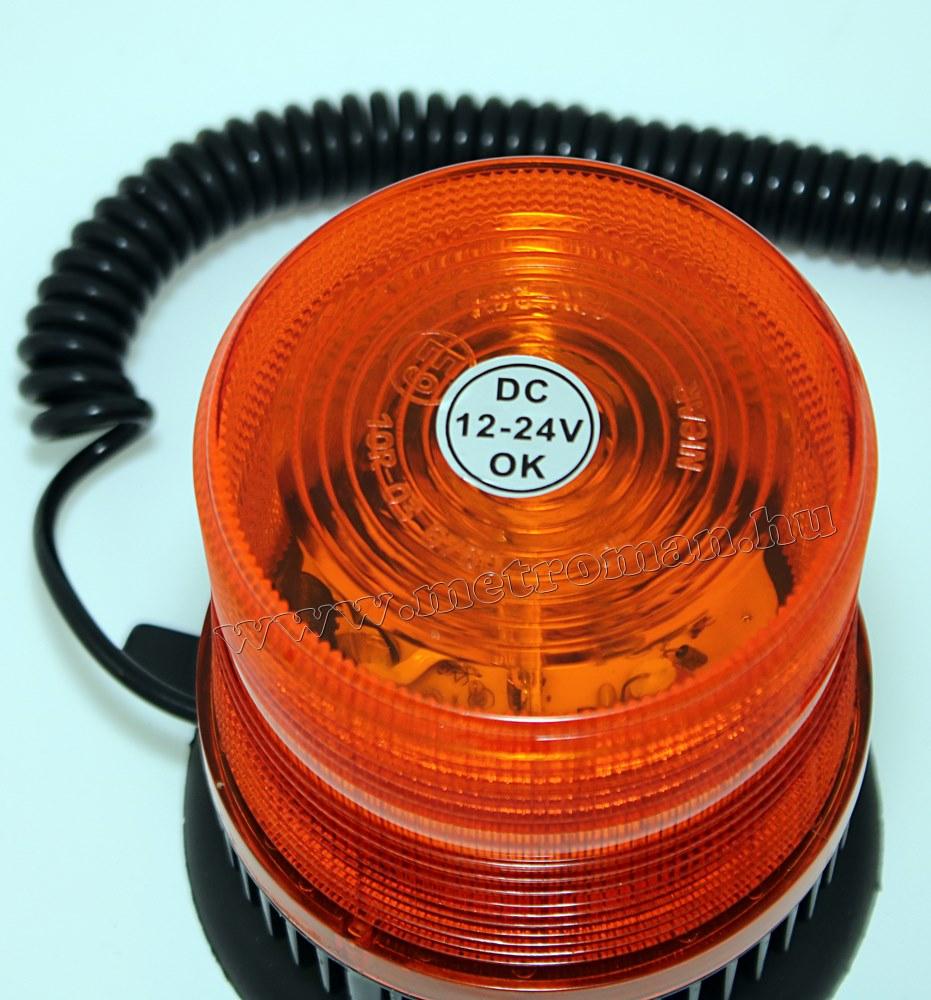 Megkülönböztetõ jelzés, villogó narancs, stroboszkóp, FL-WL01Y-E