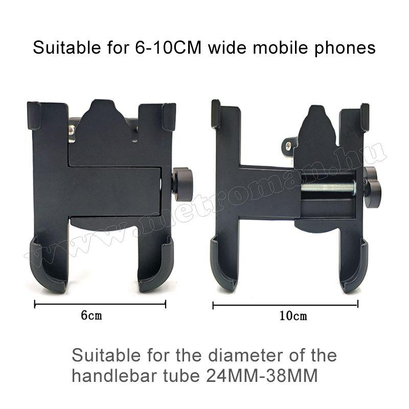 Alumínium motoros  telefontartó MM7377H