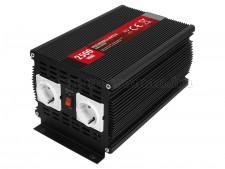 Feszültségátalakító, inverter, 12/230 2500/5000 Watt, M929