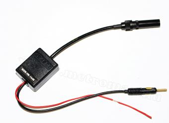Autórádió antenna erősítő, URZ2290