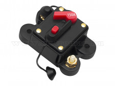 Autós automata biztosíték 12-48 Volt 150 Amper